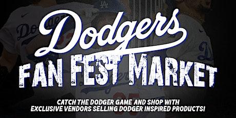Angel City Market: Dodgers Fan Fest Market tickets