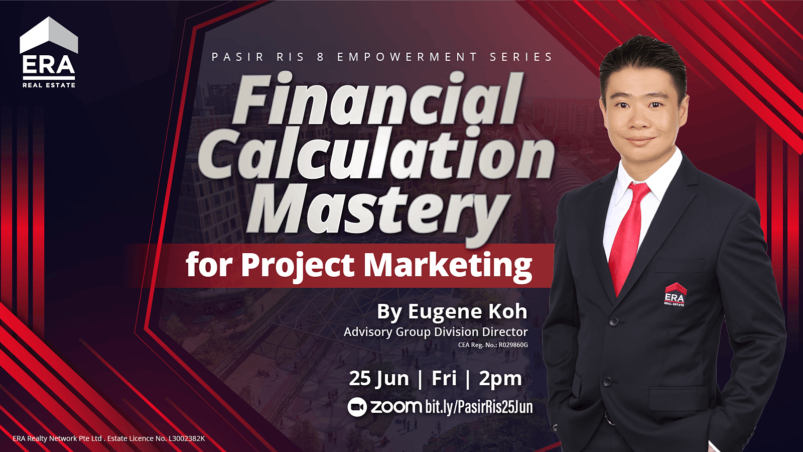 Financial Calculation Mastery for Project Marketing (Pasir Ris 8)