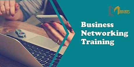 Business Networking 1 Day Virtual Live Training in Rio de Janeiro ingressos