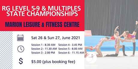 RG Level 5-9 & Multiples State Championships tickets