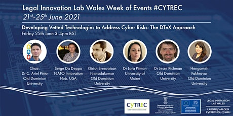 Developing Vetted Technologies to Address Cyber Risks: The DTeX Approach tickets
