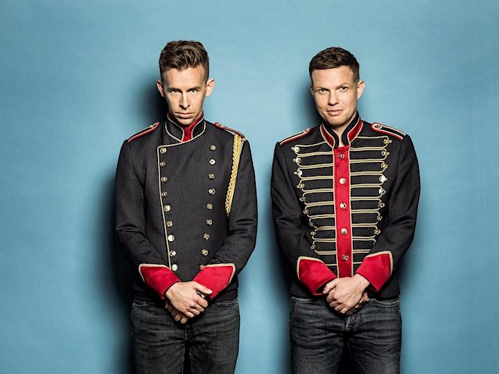 Afbeelding van Jones Live: Cleymans & Van Geel