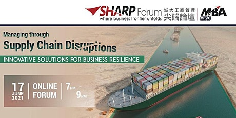 Managing through Supply Chain Disruptions tickets