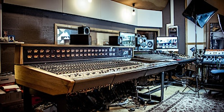 Music Producer School - Open Day + Recording Workshop tickets