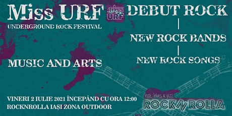 Miss URF DEBUT ROCK tickets