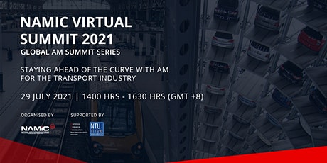 NAMIC Summit: Staying Ahead of the Curve with AM for the Transport Industry tickets