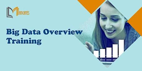Big Data Overview 1 Day Virtual Live Training in Belo Horizonte ingressos