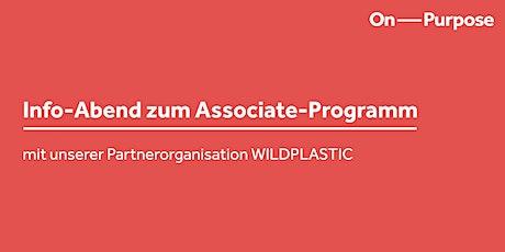 WILDPLASTIC x On Purpose | Der Info-Abend zum Associate-Programm Tickets