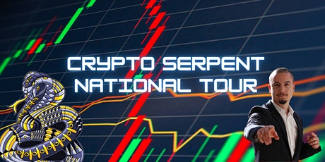 Crypto Serpent National Tour   Sydney Cryptocurrency Meetup tickets
