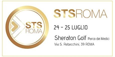 STS ROMA Luglio | Weekend di Formazione BUSINESS Herbalife Nutrition billets