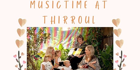 HOLIDAY Music Time At Thirroul tickets