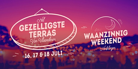 Het Gezelligste Terras van Vlaanderen - Herfelingen tickets
