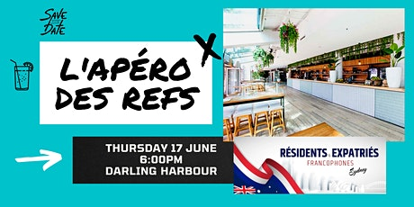 Apéro REFs Sydney - Juin 2021 tickets