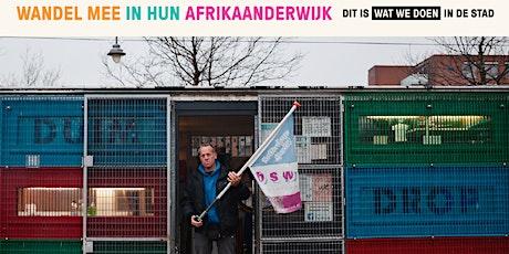 Audiotour In AFRI tickets