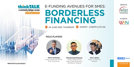 E-Funding Avenues for SMEs: Borderless Financing tickets