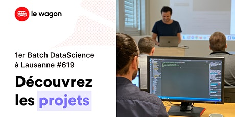 Le Wagon Demo Day - Batch DataScience #619 tickets