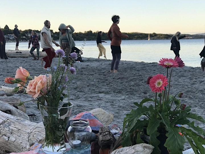 REGGAE ON THE BEACH- Summer Solstice Dance Celebration image