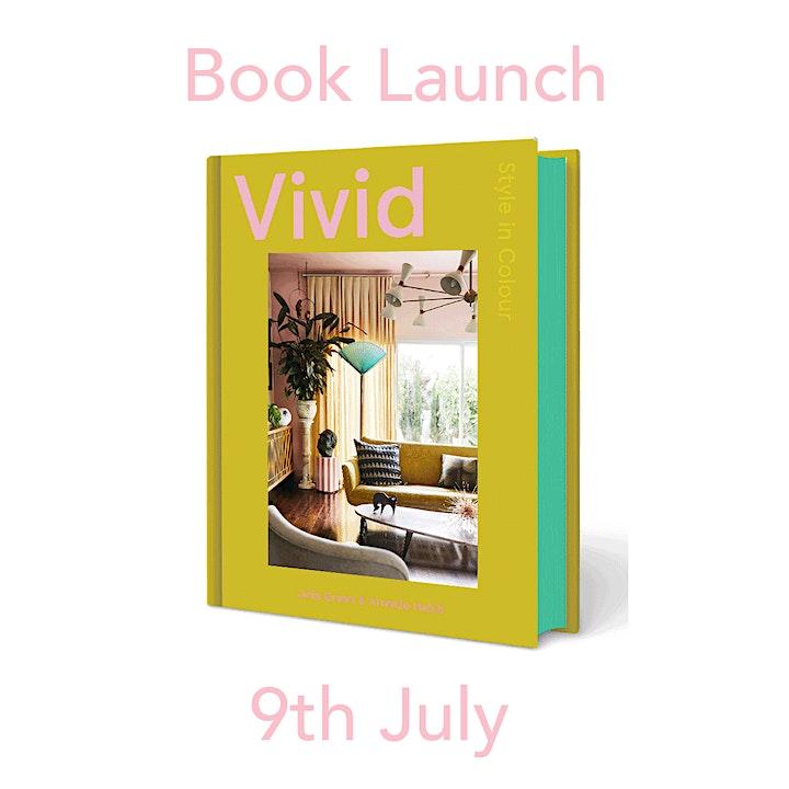 Vivid Book Launch image