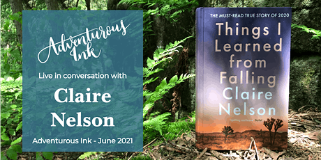 Live in conversation with Claire Nelson tickets