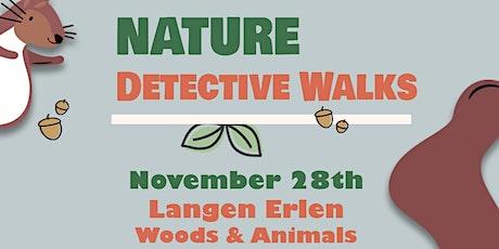 November Nature Detectives Walk:  Langen Erlen Tierpark tickets