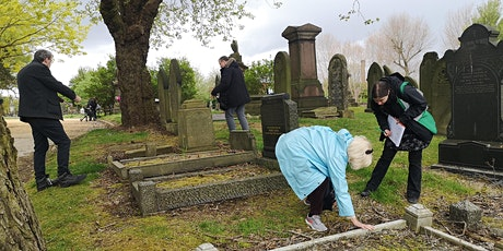 Memorial Recording - Exploring the Stories of Warstone Lane Cemetery tickets