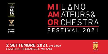 MiAmOr Music Festival 2021 - Special Edition biglietti