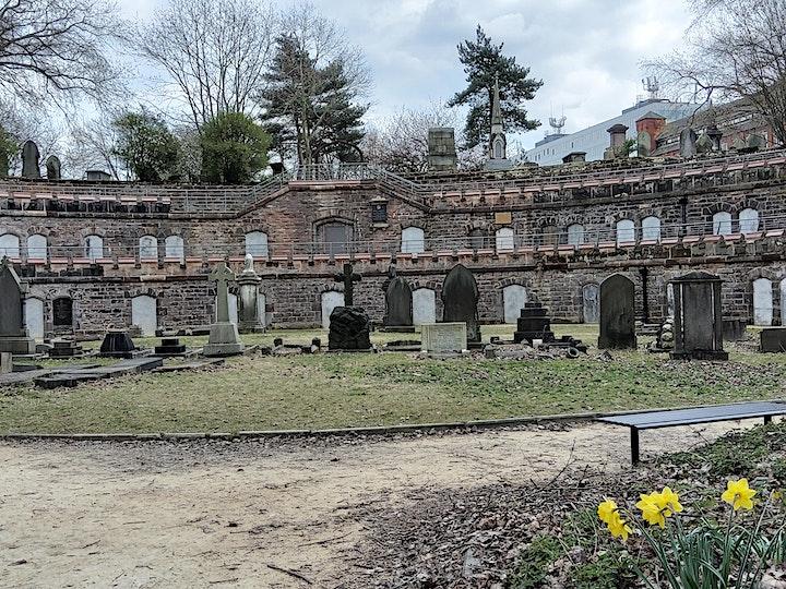 Memorial Recording - Exploring the Stories of Warstone Lane Cemetery image