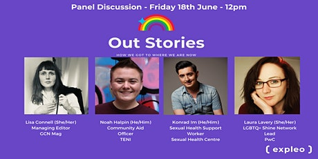 LGBTQ+ PRIDE: Out Stories - How We Got to Where We Are Now tickets
