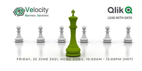 Qlik Sense Data Visualization Webinar (25 June 2021) tickets