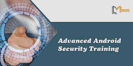 Advanced Android Security 3 days Training in San Luis Potosi boletos