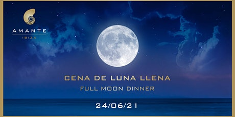 Amante Full Moon Dinner entradas