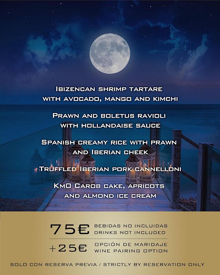 Amante Full Moon Dinner image