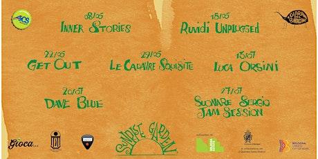 Sunrise Garden // I Giardini del Baraccano Festival biglietti