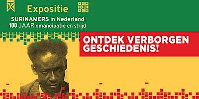 Expositie Surinamers in Nederland: 100 jaar emanci