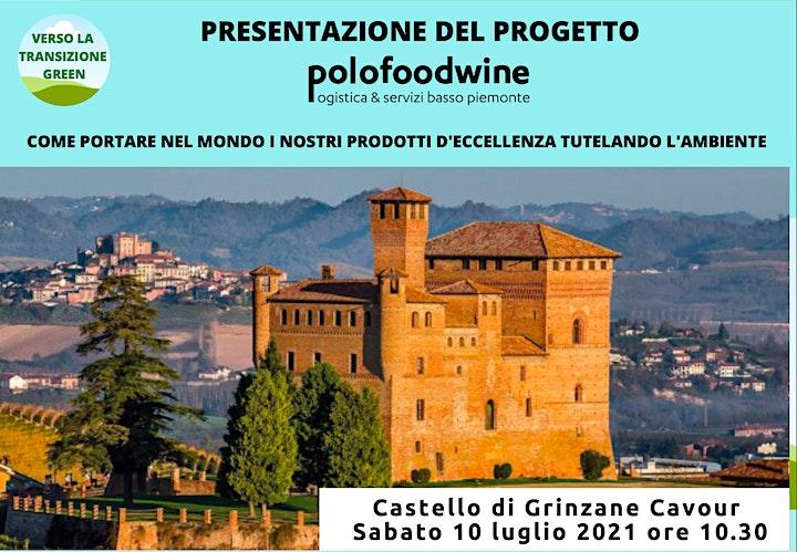Presentazione del progetto PoloFoodWine image