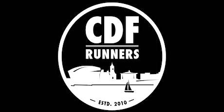 CDF Runners: Saturday Trail Run tickets