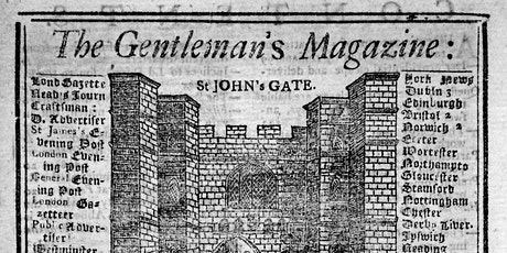 New research into periodical print, c. 1650 - 1780 tickets
