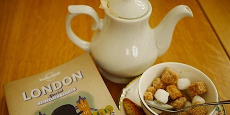 London Breakfast Book Club tickets