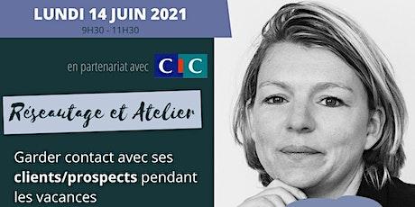 Café Réseau Poissy 14 juin 2021 billets