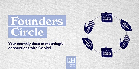 Founders Circles (Monthly Gatherings) tickets