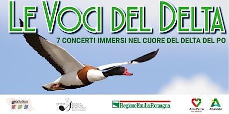 Le Voci del Delta - INVENZIONE A DUE VOCI al Museo Natura biglietti