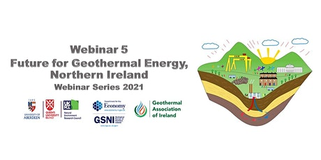 Future for Geothermal Energy, NI tickets