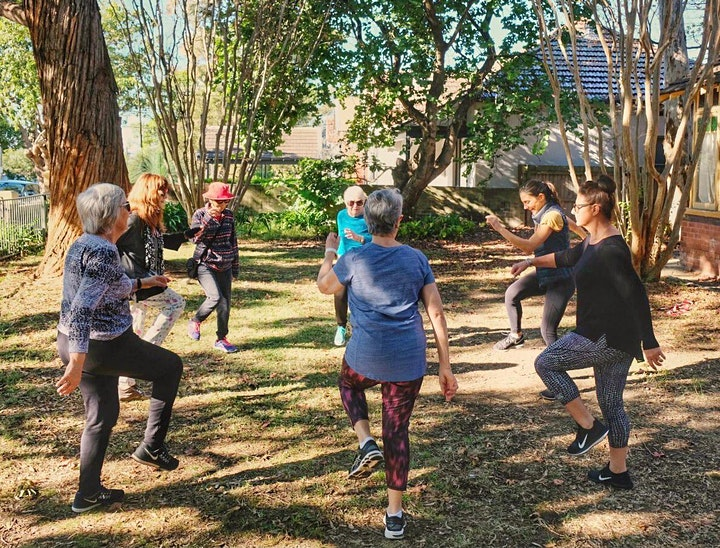 Move and Groove-  Older Adults image