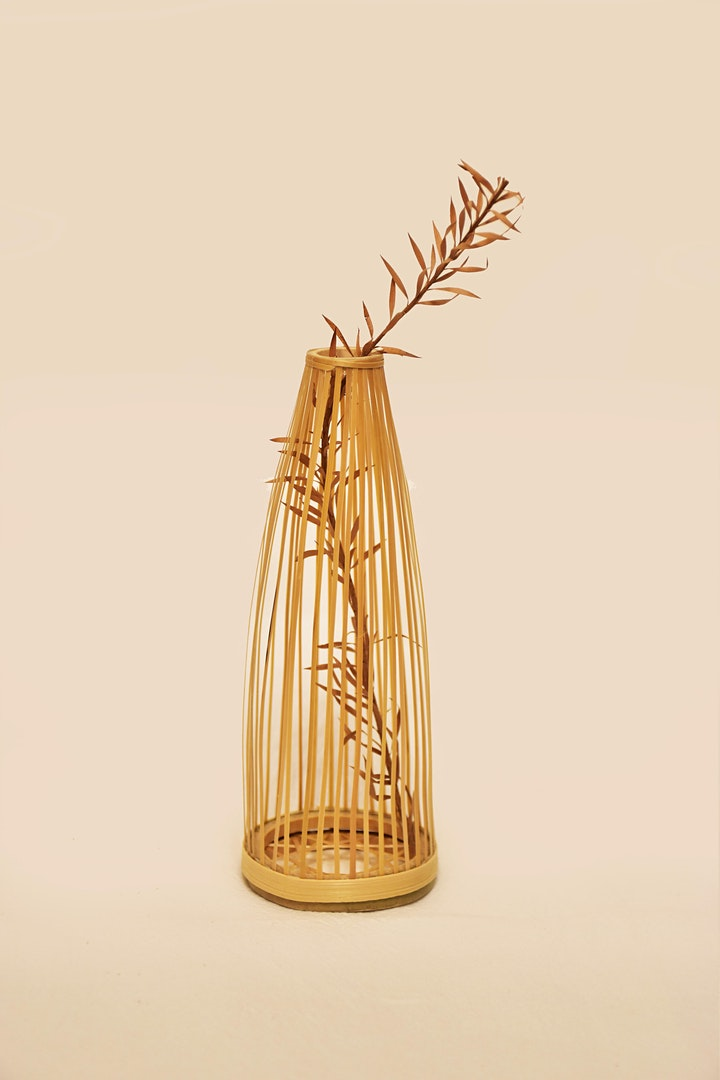 加推! 竹藝花器工作坊Bamboo Vase Workshop image