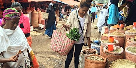 Dinner With Tinsae - Pop-up Ethiopian Kitchen tickets