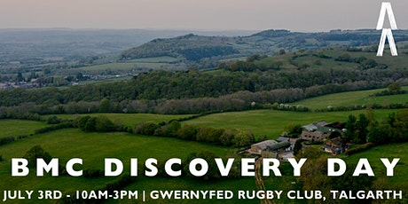 BMC Discovery Day tickets