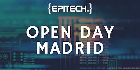 Open Day Epitech Madrid entradas