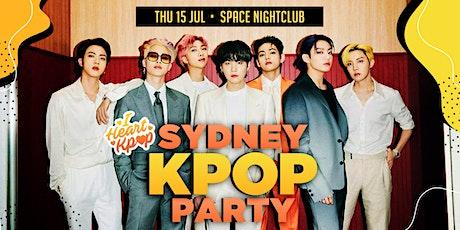 SYDNEY KPOP PARTY | 2021 RETURN | THU 15 JUL tickets