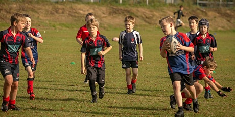 Ross Sutherland Rugby Summer Camp, (P4-7) 9-10th August tickets