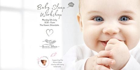 Baby Sleep Workshop | 0-8 Months - July 2021 tickets